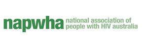 National Association of People Living with HIV Australia (NAPWHA) website