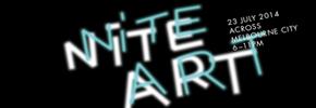Nite Art Melbourne website