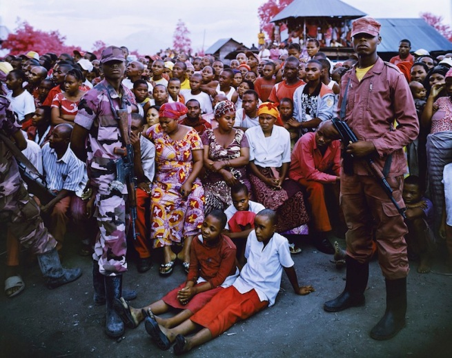 Richard Mosse. 'A Dream That Can Last' 2012