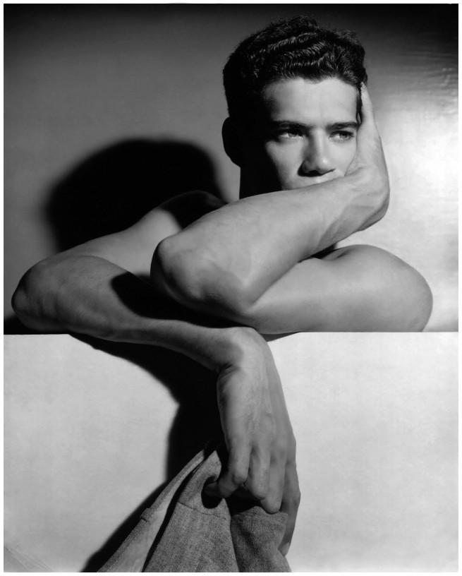 George Platt Lynes. 'Robert McVoy' c. 1941