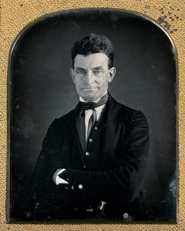 Augustus Washington, American (1820-1875) 'John Brown' c. 1846-1847