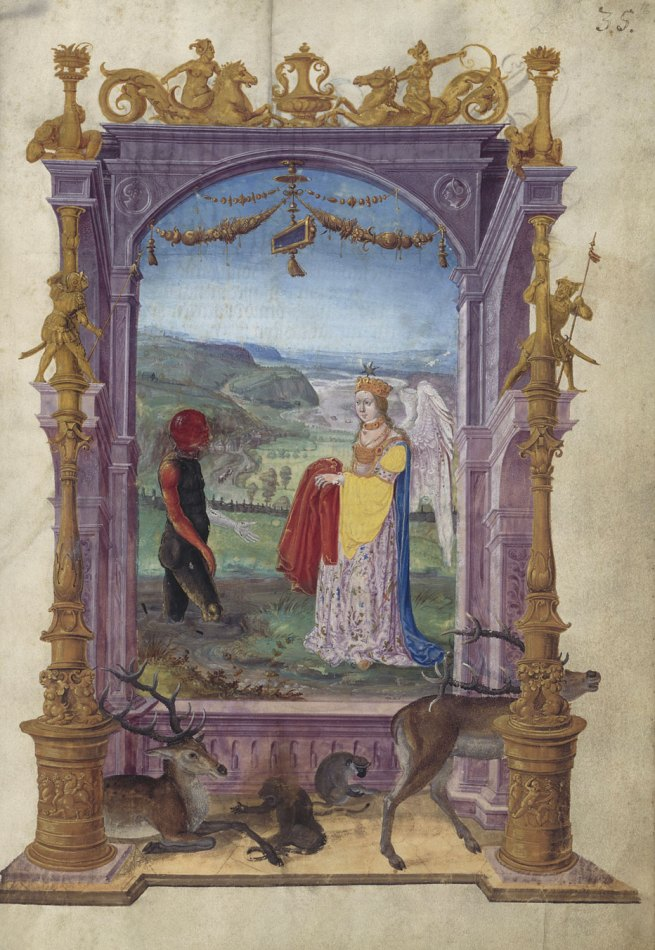 Jörg Breu the Elder (attributed) 'Splendor Solis' (Splendor of the Sun) 1531/32