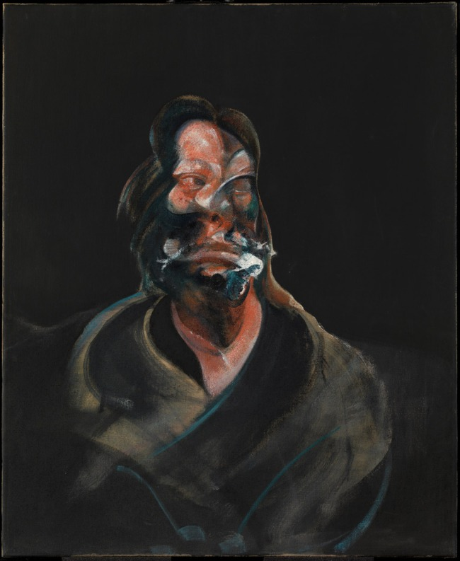 Francis Bacon. 'Portrait of Isabel Rawsthorne' 1966