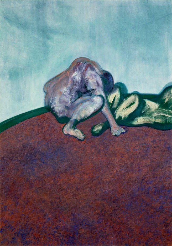 Francis Bacon. 'Two Figures in a Room' 1959