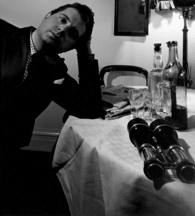 Bill Brandt (British, born Germany 1904-1983) 'Francis Bacon' c. 1951