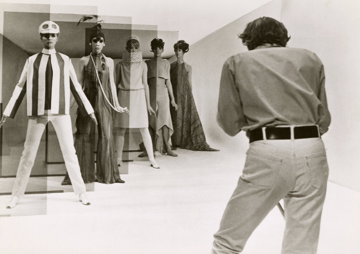 David bailey becomes a fashion designer