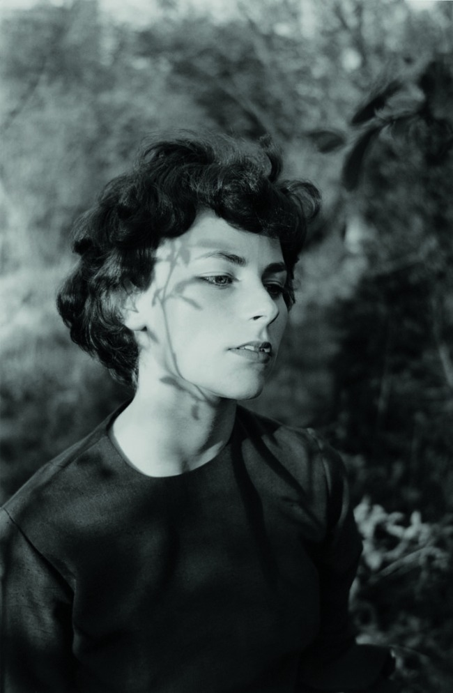Emmet Gowin. 'Edith, Danville (Virginia)' 1963