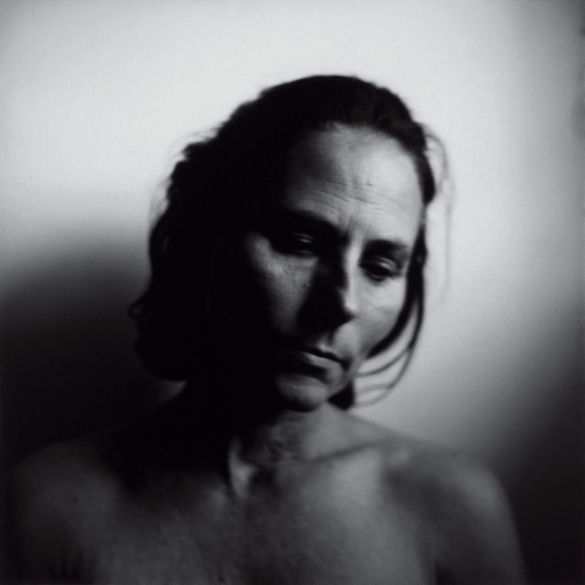 Emmet Gowin. 'Edith, Newtown (Pennsylvania)' 1994