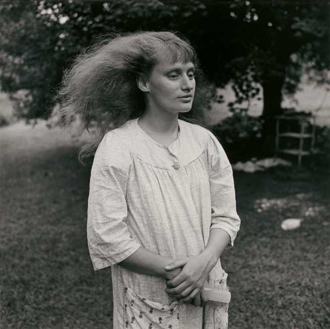 Emmet Gowin. 'Ruth, Danville (Virginia)' 1968
