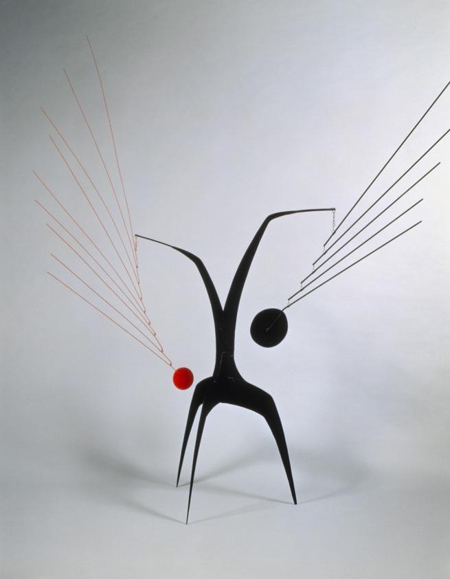 Alexander Calder. 'Un effet du japonais' 1941