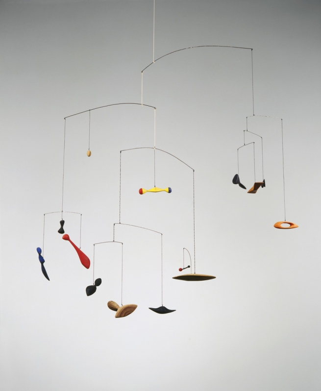 Alexander Calder. 'Constellation Mobile' 1943