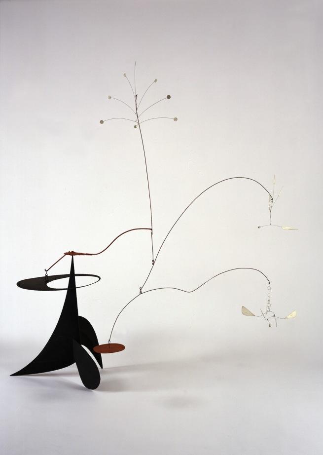 Alexander Calder(American, 1898-1976) 'Bougainvillier' 1947