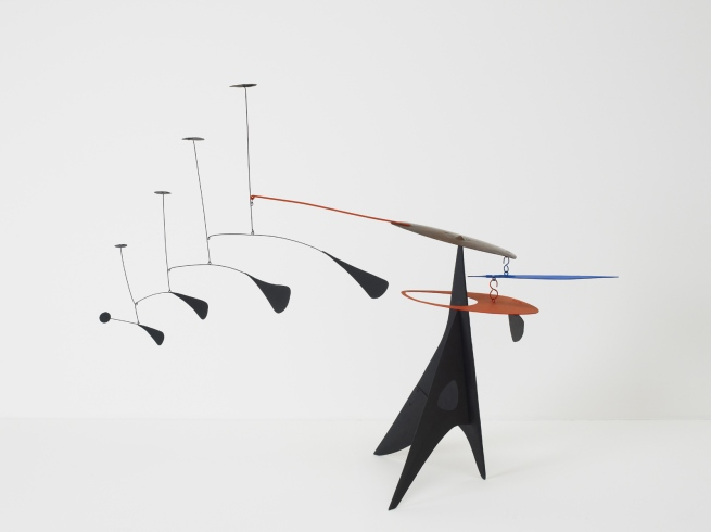 Alexander Calder. 'Blue Feather' c. 1948