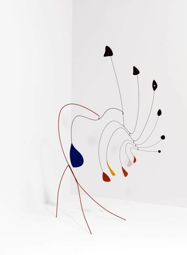 Alexander Calder. 'Le Demoiselle' 1939