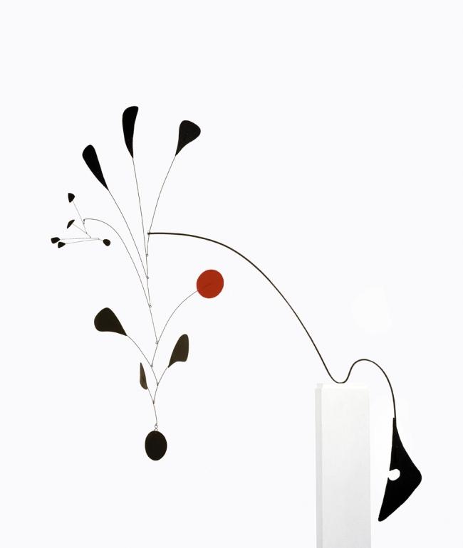 Alexander Calder. 'Red Disc' 1947