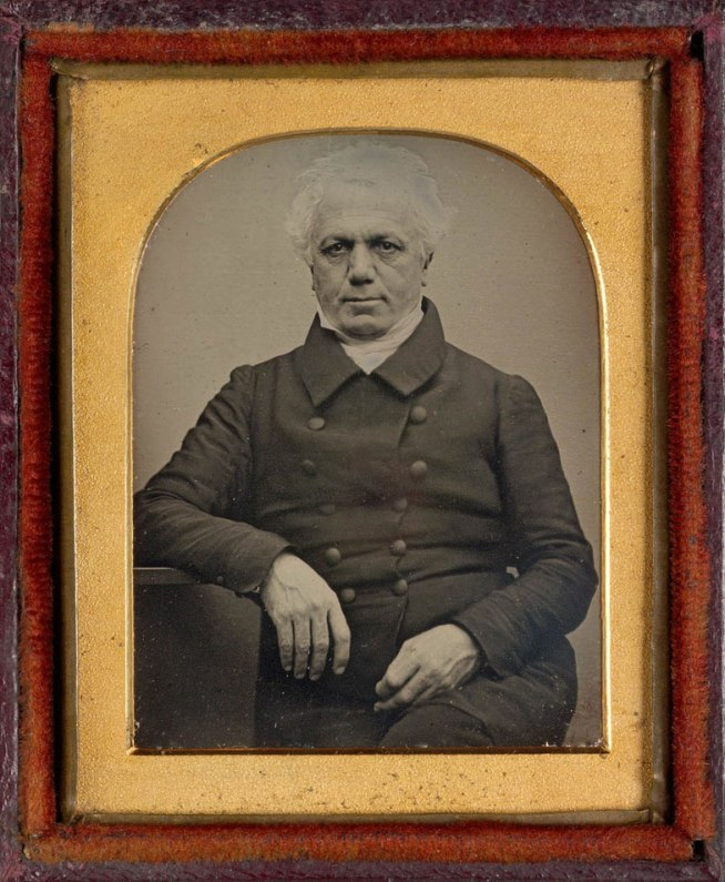 George Baron Goodman, d. 1851. [Dr William Bland, ca. 1845 - portrait] c. 1845