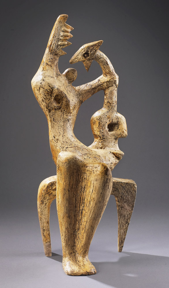 Henry Moore. 'Mother and Child' 1953