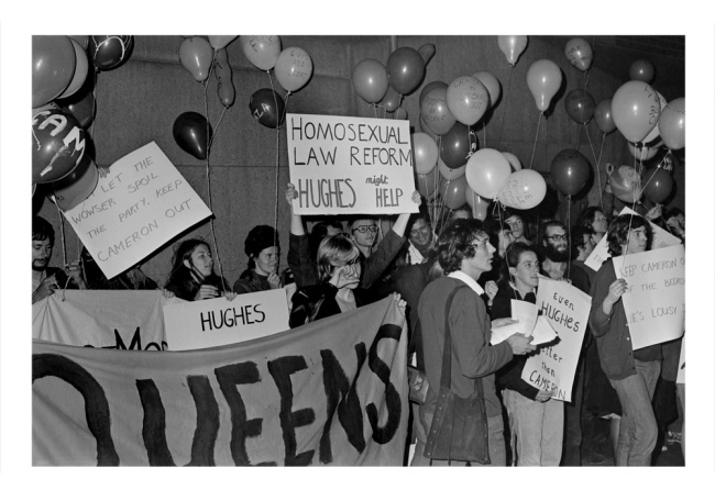 John Storey. 'Homosexual Law Reform' 1971, printed 2014