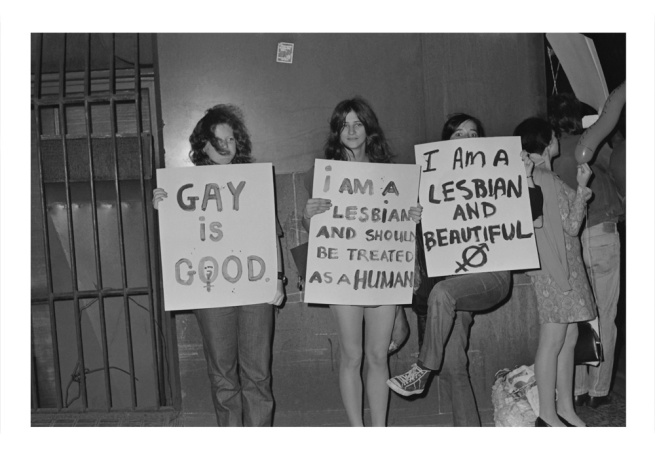 Phillip Potter. 'Gay is Good' 1971, printed 2014