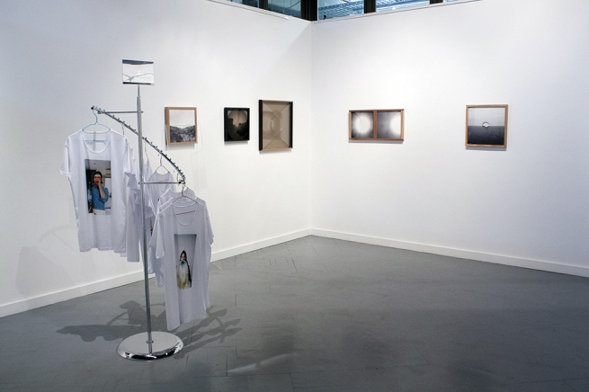 Installation view of the exhibition 'View from the Window' at Edmund Pearce Gallery, Melbourne, July 2014
