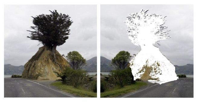 Izabela Pluta. Study for a sham ruin #7 and #8 2012