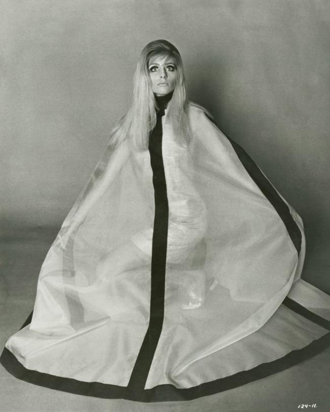 """Jill Kennington. """"Blow-Up"""" 1966"""