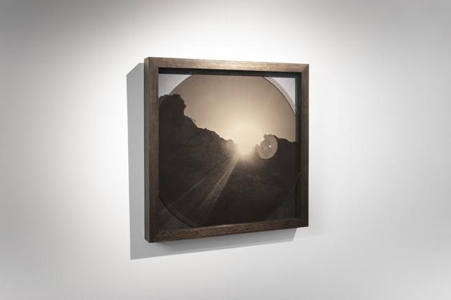 Jo Scicluna. 'Where A Circle Meets A Line (#4)' 2014