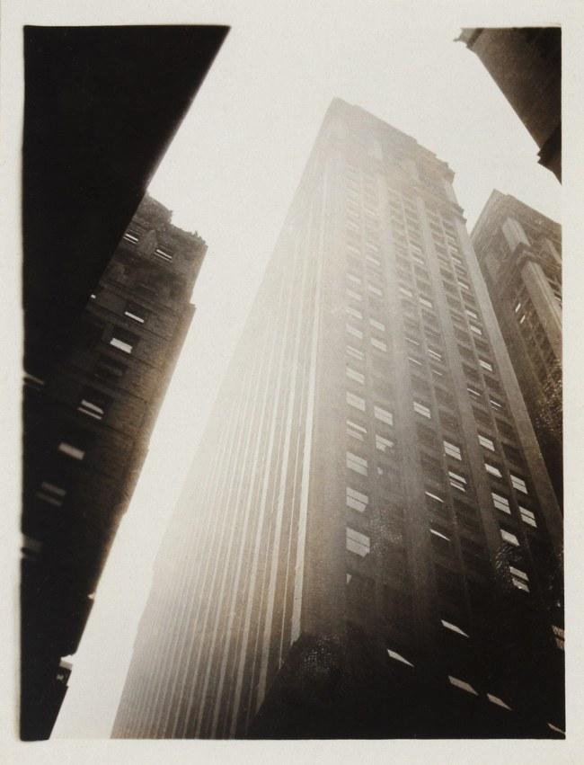 Knud Lonberg-Holm. 'Equity Trust Building - Oblique View' 1923