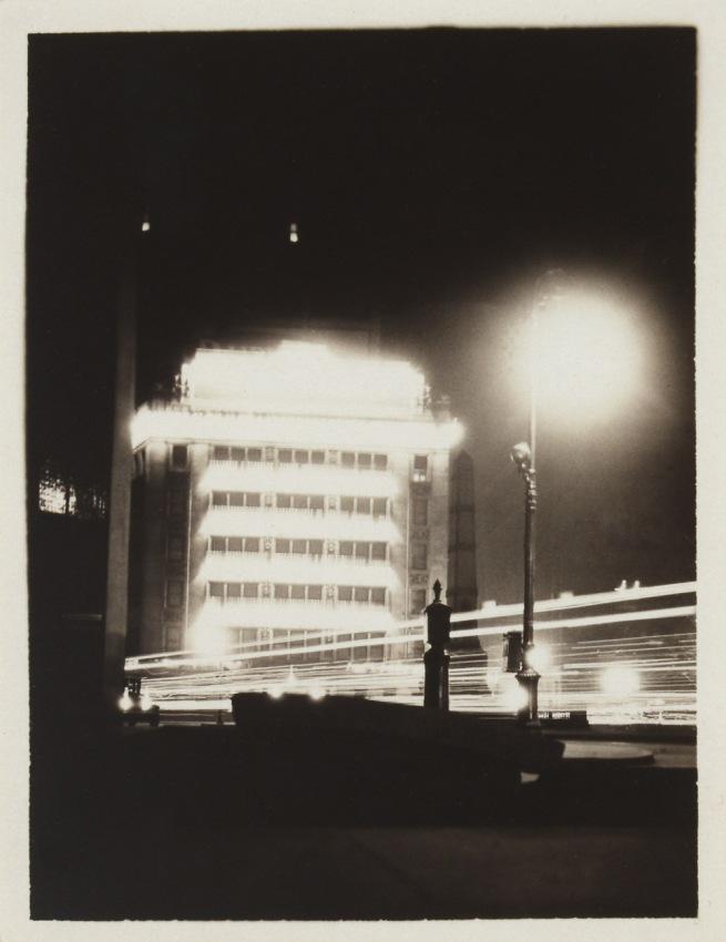 Knud Lonberg-Holm. 'New York, Madison Square' 1923