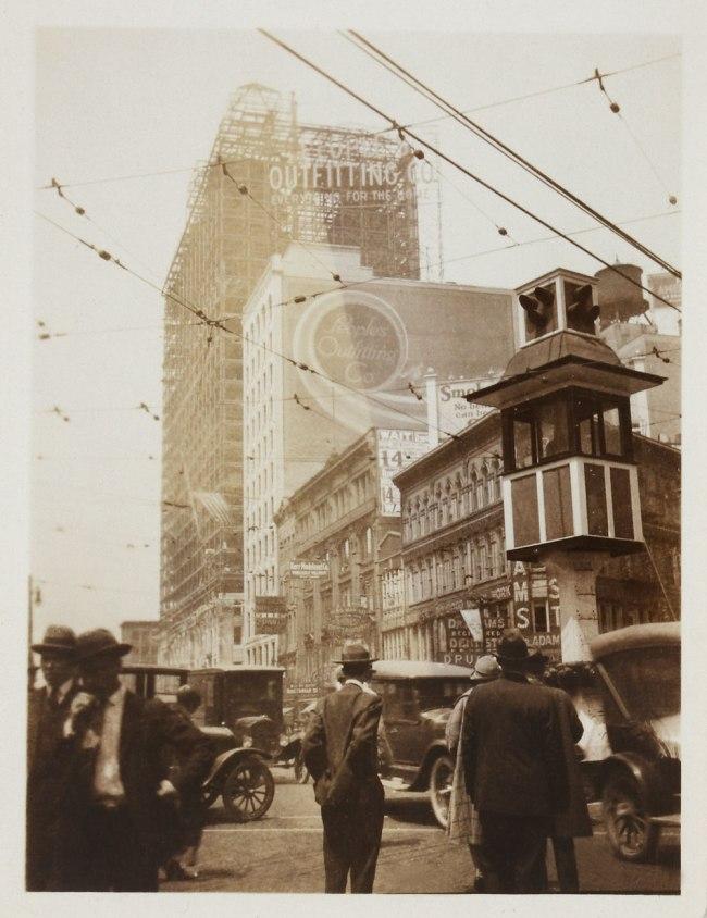 Knud Lonberg-Holm. 'Detroit' 1924