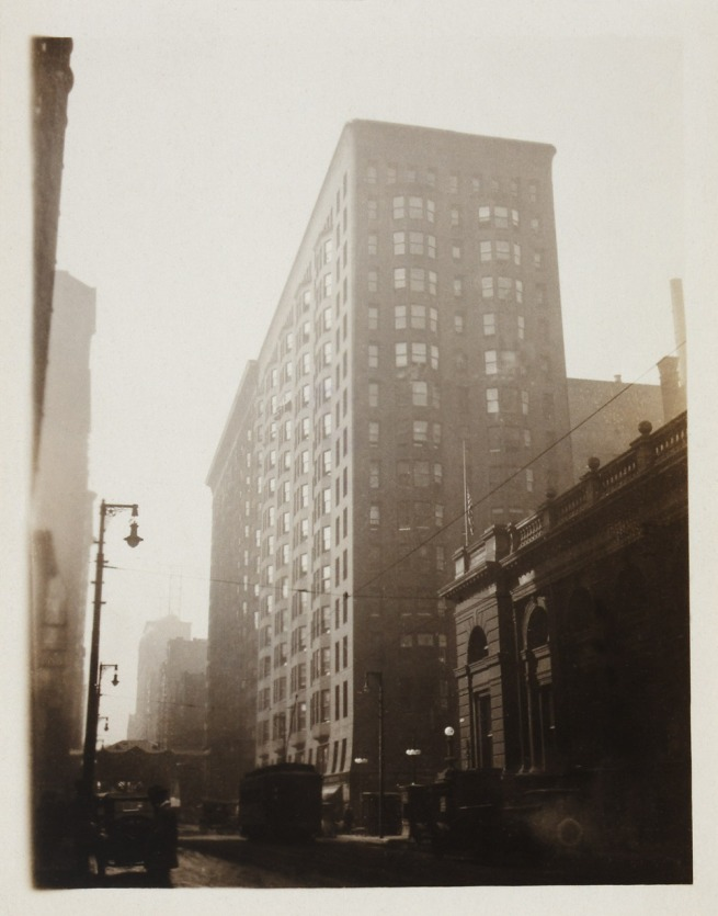 Knud Lonberg-Holm. 'Chicago, Skyscraper of the Second Period' c. prior to 1926
