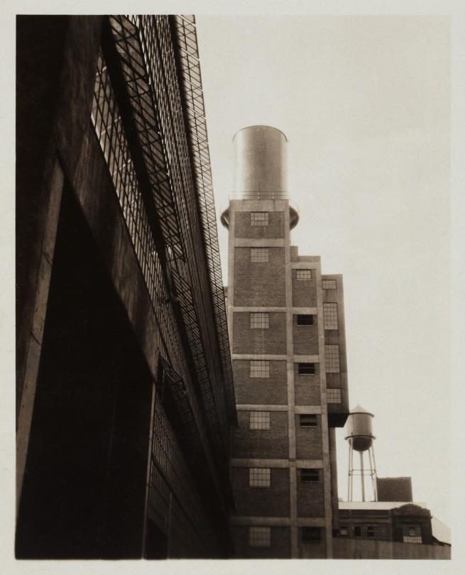 Knud Lonberg-Holm. 'Automobile Plant Detroit' 1931