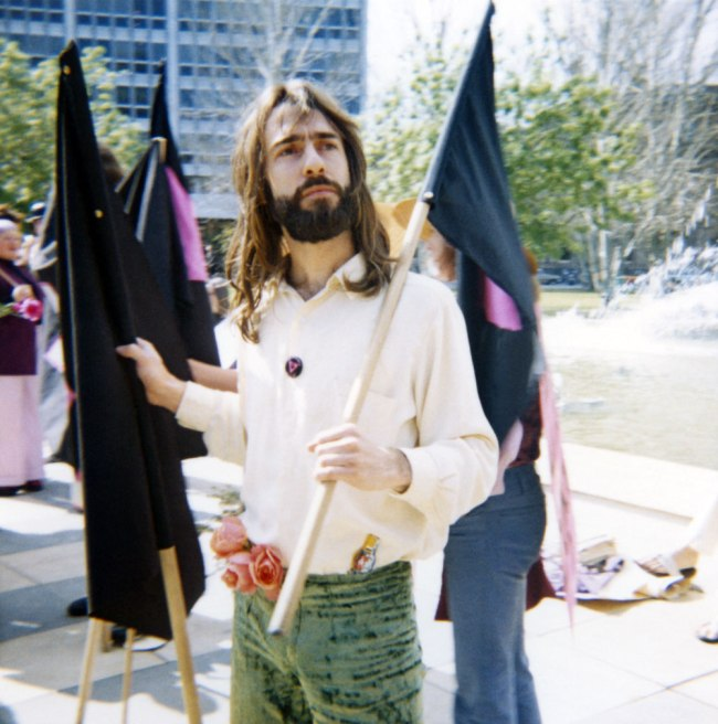 Anonymous. 'Photographs from Gay Pride Week, Adelaide, 1973'