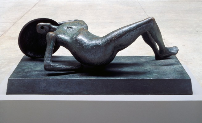 Henry Moore. 'Falling Warrior' 1956-57