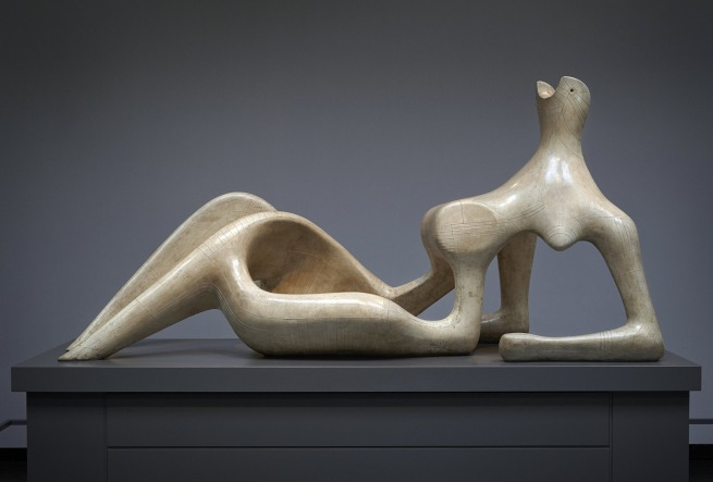 Henry Moore. 'Reclining Figure' 1951