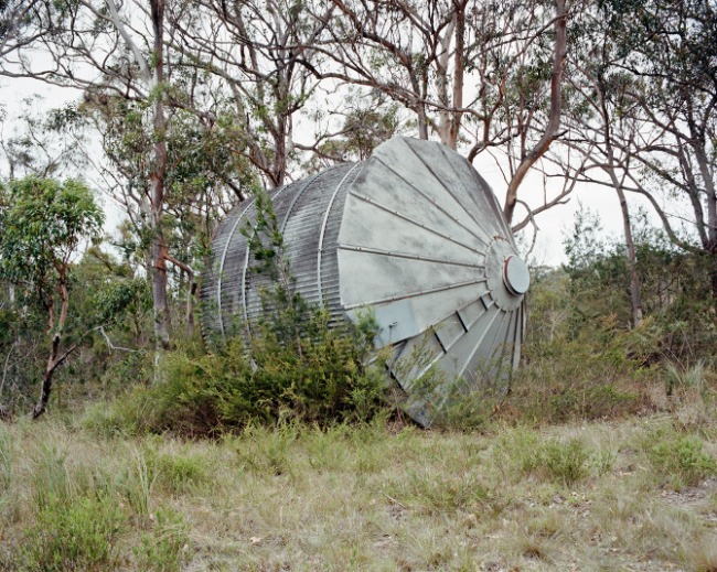 Chris Round. 'Nowra, NSW' 2013