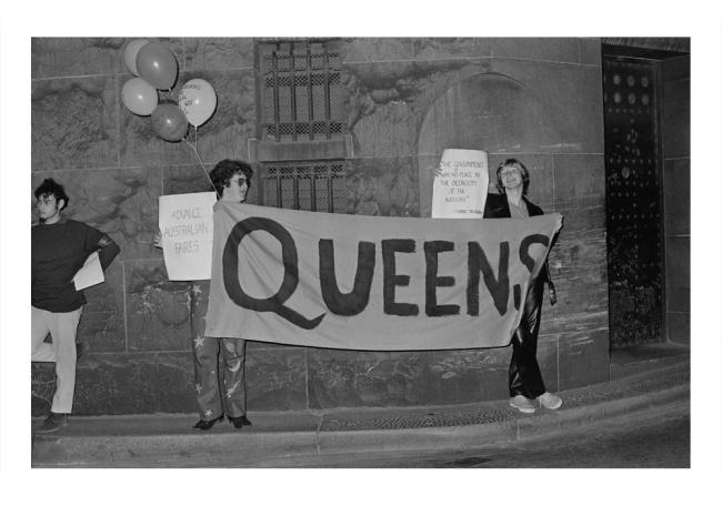 Phillip Potter. 'Queens' 1971, printed 2014