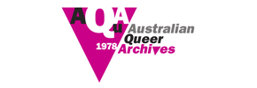 Australian Queer Archives website