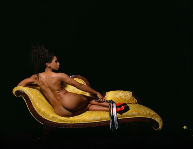 Renee Cox. 'Baby Back', from the series 'American Family' 2001