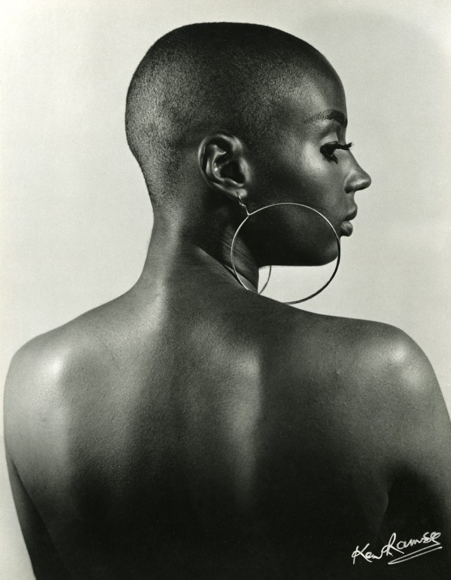 Ken Ramsay. 'Susan Taylor, as Model' c. 1970s
