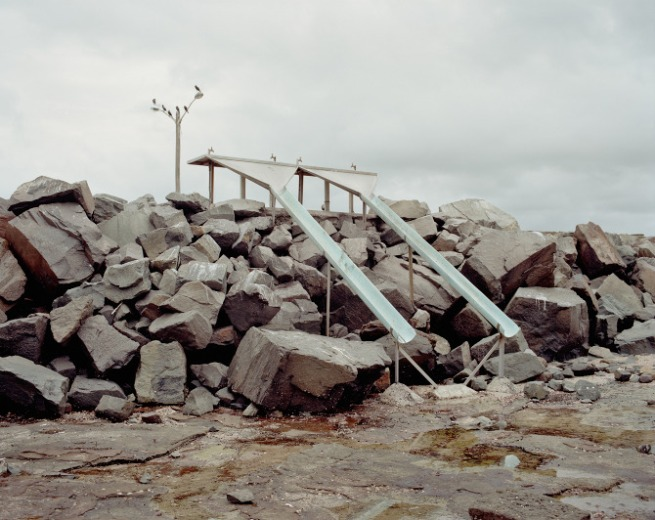 Chris Round. 'Ulladulla harbour, NSW' 2012