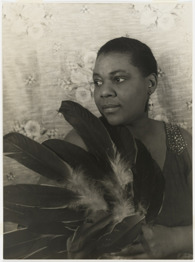 Carl Van Vechten. 'Bessie Smith' 1936