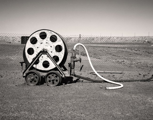 Jane Brown. 'Mining machinery, Line of Lode Miners Memorial Complex, Broken Hill 2014-06-10' 2014