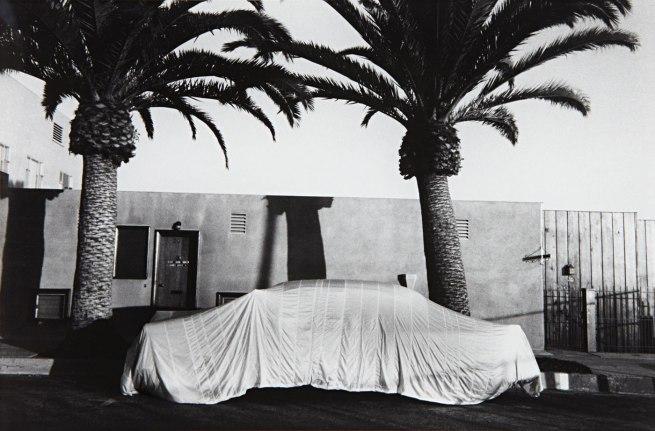 Robert Frank (American, born Zurich, 1924) 'Covered Car - Long Beach, California' 1955