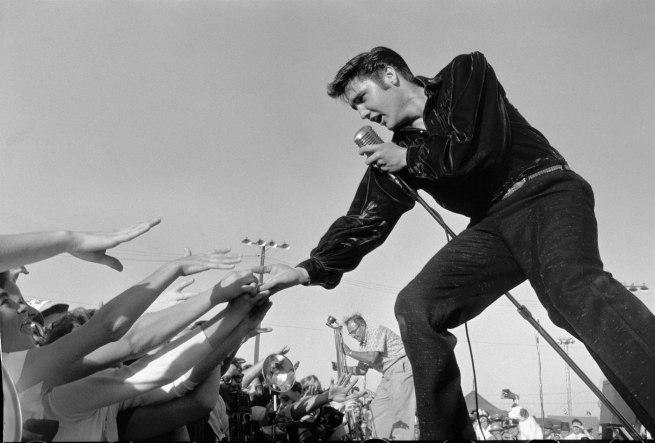 Roger Marshutz. 'Elvis Presley' 1956