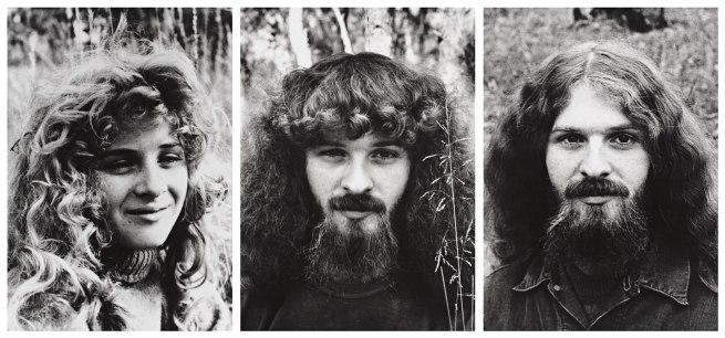 Sue Ford (Australia 1943-2009) 'Fabian', 1966; 'Fabian', 1974; 'Fabian', 1980 1966-80, printed 1982