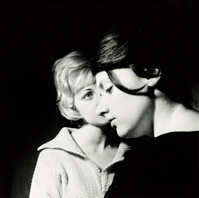 Sue Ford (Australia 1943-2009) 'Lyn and Carol' 1961, printed 1988