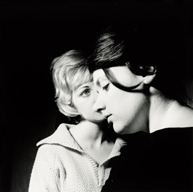 Sue Ford (Australia 1943-2009) 'Lyn and Carol' 1961, printed 1988