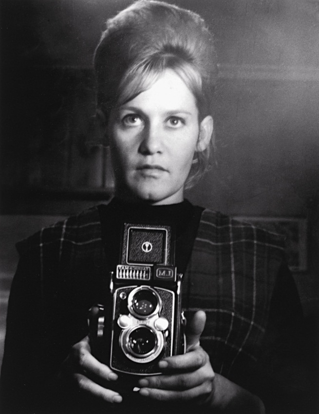 Sue Ford (Australia 1943-2009) 'Self-portrait 1961' 1961, printed 2011