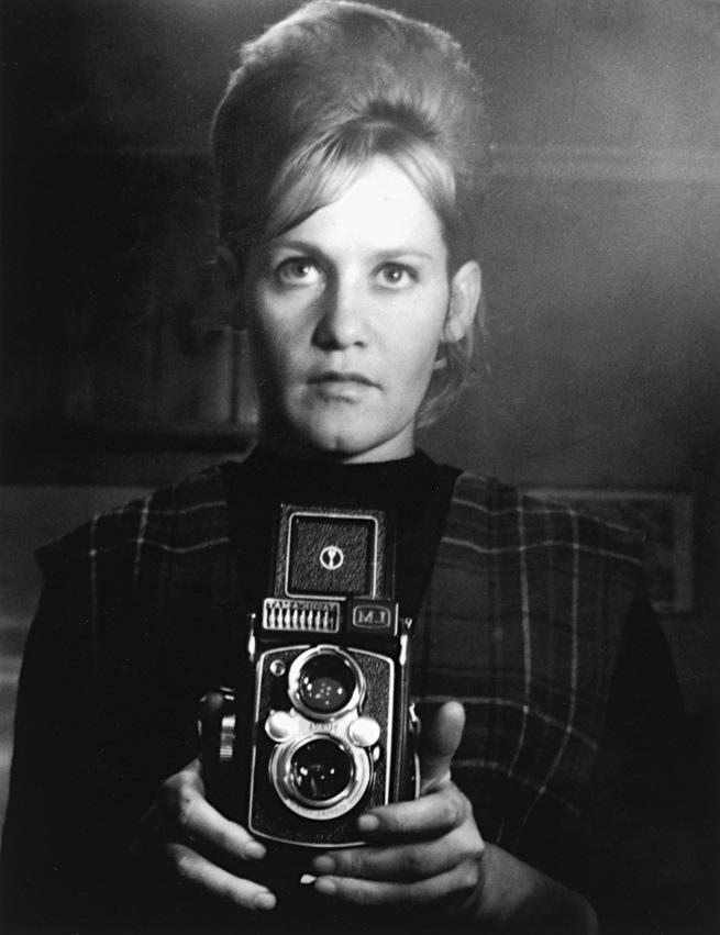 Sue Ford (Australia 1943-2009) 'Self-portrait 1961' 1961, printed 2011